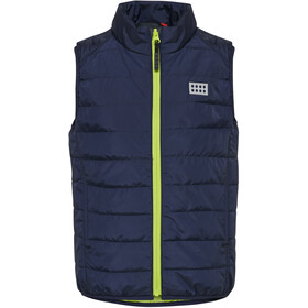 LEGO wear Sam 210 Vest Kids dark navy